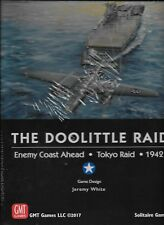 NEW & SEALED - GMT GAMES  Enemy Coast Ahead  THE DOOLITTLE RAID