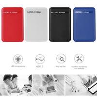 6.3cm USB3.0 A SATA 3.0 HDD Hard Disk Drive Esterno Scatola Case Box