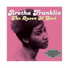 ARETHA FRANKLIN - The Queen Of Soul CD *NEW & SEALED*