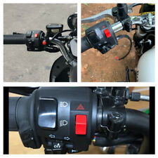 Universal Motorcycle Motorbike Handle Bar Switch Light On Off Indicator Control