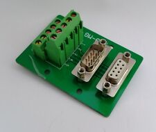 DB9 DSUB 9pin Male/Female Adapter Breakout Board Connector (D18)