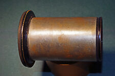 Antique ROSS London Rosskote PROJECTION MONOCLE Lens F:6.5in 165mm F3.5 England