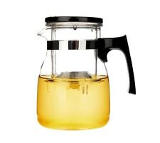Glass Mug  with Stainless Steel Infuser (800ml)
