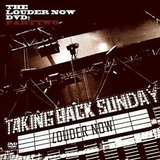 Louder Now: Part Two by Taking Back Sunday (CD, Nov-2007, 2 Discs, Warner Bros.)