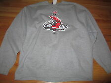 Reebok 92nd GREY CUP 2004 OTTAWA - TORONTO ARGONAUTS (XL) Sweatshirt