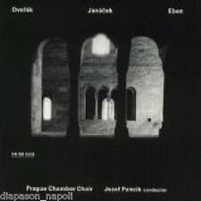 Dvorak: Mass op.80; Janacek Our Father; Eben Prague Te Deum 1989 / Pancik - CD