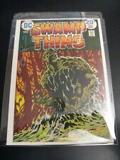 Wow! SWAMP THING #9 **SIGNED BY B. WRIGHTSON!** 9.2 GEM! *SIGNATURE GUARANTEED!*