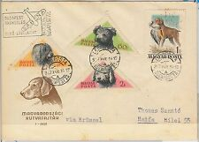 Postal History Hungarian Stamps