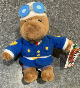Gund The Busy World of Richard Sergeant Murphy w Tags