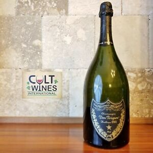 V 97! 1985 Dom Perignon Oenotheque Brut Champagne MAGNUM. Bottled 2008
