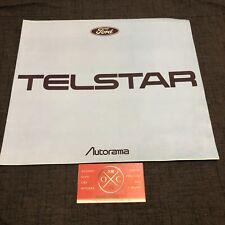 Vintage Ford Telstar Brochure Japanese Prospekt Catalog Rare 82-87 83 84 85 86