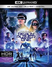 Ready Player One (4K Ultra HD)(UHD)(Dolby Vision)(Atmos)(Pre-order / Jul 24)