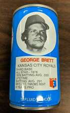 1977 RC Cola Can 12 oz empty George Brett  EX+ 51987