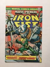 Iron Fist 21 1st Misty Knight Nm Near Mint 9.2