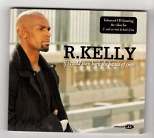 (IE694) R Kelly, If I Could Turn Back The Hands Of Time - 1999 CD