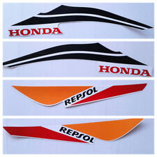 Honda CBR125 2011-2018 GENUINE Repsol Honda Decals Sticker Left & Right Rear