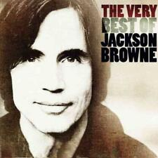 JACKSON BROWNE - THE VERY BEST OF JACKSON BROWNE NEW CD
