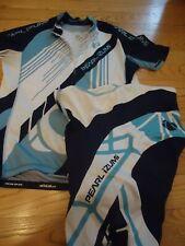 Pearl Izumi Cycling Kit - ELITE Large : Full Zip/Bibs/Socks