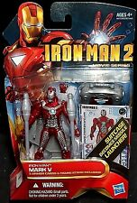 Marvel IRON MAN 2 MARK V No.11 Movie Series New! Rare! Avengers/Stark/Downey jr