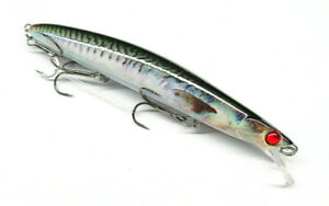 Predilures 3577 Bass lure Ultimate Real Print 125mm 20g 0.5-0.8m dive vmc hooks