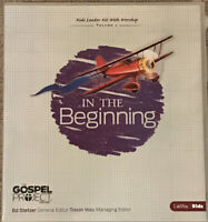 The Gospel Project LifeWay KIDS Leader Kit W/ Worship VOLUME: 1 In The Beginning