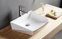 Aufsatzwaschbecken Handwaschbecken Design Keramik Waschschale Waschtisch 15AB
