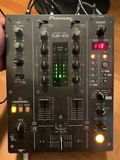 Pioneer DJM-400 Two Channel DJ Mixer - DJM400