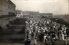 Scarborough. Church Parade 1912.