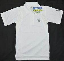 BNWT - Boys Cricket Shirt White Kookaburra Cricket Shirt