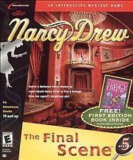 Nancy Drew: The Final Scene (PC, 2001)