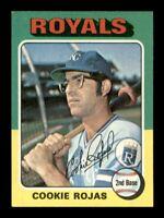 1975 Topps Set Break # 169 Cookie Rojas NM-MT+ *OBGcards*