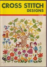 ONDORI CROSS STITCH DESIGNS SC Book