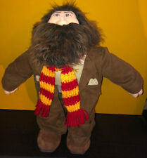 "Harry Potter Gund plush Hagrid stuffed 16""  collectible 2000"