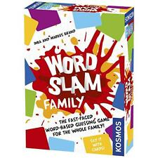 Word Slam Family Word Card Game Thames & Kosmos TAK 691172 Board Party