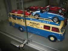 1:18 CMR Fiat Bartoletti typo 642 rn2 Maserati Racing Car transportador en OVP