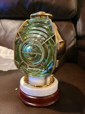 New Listing2004 Harbour Lights Fresnel Lens 4th Order #673 with box, Coa, & plug new