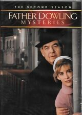Father Dowling Mysteries The Second Season Brand New Sealed DVD FREE SHIP US