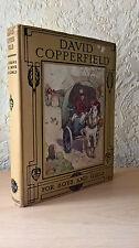 David Copperfield Retold for Children by Alice F. Jackson, c1905 [Colour Plates]