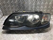 BMW 3 Series E46 PASSENGER LEFT HEAD LIGHT LAMP 6910959 320 2001 TO 2006