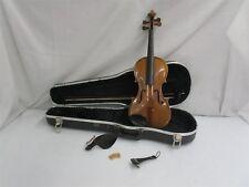 Violin Antonius Stradivarius Faciebat Cremona 1713 Copy of W/ Case