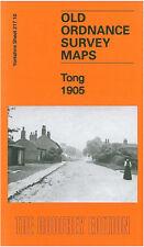 OLD ORDNANCE SURVEY MAP TONG 1905