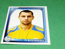 131 A. SARKHAROV BATE BORISOV UEFA PANINI FOOTBALL CHAMPIONS LEAGUE 2008 2009