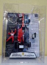 HOT WHEELS FERRARI 248 f1 Anatomy of a Champion M. Schumacher 1:18 disponibilità limitata