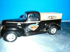 Liberty Classics 1940 Ford Pickup Black Super Bell Axle 1:25 Diecast Coin Bank