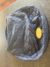 Ladies MULBERRY Animal Print Dark Heather Navy Rosie Hobo Bag 1375806 - S19