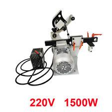 220v Belt Sander Tool Sharpener Polisher Frequency Changer Grinding Machine
