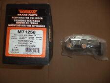 1967-1973 CHRYSLER,DODGE & PLYMOUTH DORMAN MASTER BRAKE CYLINDER M71258/MC36221