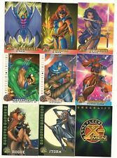 1995 X-Men Complete Set ( 100 cards)       NICE!!!!