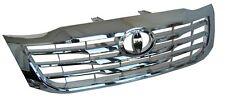 Full Chrome front Grille upgrade for Toyota Hilux Mk7/Vigo champ pickup 2012 on