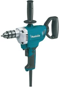 Makita Spade Handle Drill 8.5 Amp 1/2 in. Chuck 600 RPM Variable Speed Corded